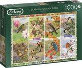 Falcon Garden Birds 1000 stukjes