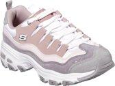 Skechers D'Lites Sure Thing Dames Sneakers - Roze - Maat 41