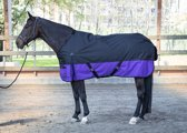 Harry's Horse Regendeken Thor 300 175cm Jet-black (zwart)