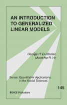 An Introduction to Generalized Linear Models