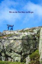 Mik en Niels in de bergen