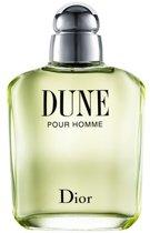MULTI BUNDEL 2 stuks Dior Dune Homme Eau De Toilette Spray 100ml