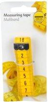 Meetlint - 150 cm - plastic - meeteenheid in centimeter