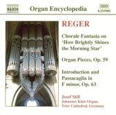Reger: Organ Works. 4