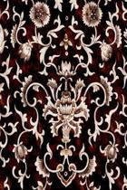 Journal Floral Vintage Fancy Flower Damask Classic Design Pattern