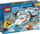 LEGO City Reddingswatervliegtuig - 60164