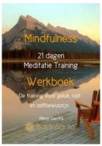 Mindfulness meditatie werkboek, met cd 21 dagen luister training
