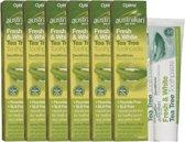 Optima Australian Tea Tree Tandpasta Fresh And White Voordeelverpakking