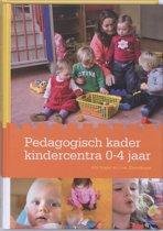 Pedagogische kader kindercentra 0-4 jaar