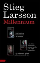 Trilogía Millennium (pack)