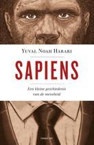 Omslag van 'Sapiens'