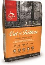Orijen cat & kitten kattenvoer 1,8 kg