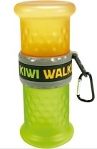Kiwi walker reis fles voor onderweg