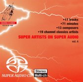 Super Audio Cd Sampler Vol 4