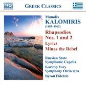 Rhapsodies & Symphonic Poems