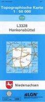 Hankensbüttel 1 : 50 000. (TK 3328/N)
