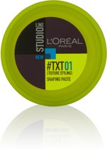 L'Oréal Paris Studio Line #TXT 01 Shaping Paste - 75 ml - Flexible Hold