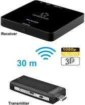 Draadloze HDMI-overdrachtsset met stick Renkforce RF-HDFS-01