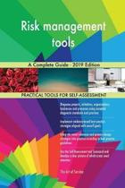 Risk management tools A Complete Guide - 2019 Edition