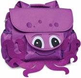 Octopus Rugzak Paars (Small)