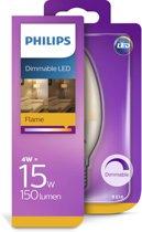Philips LED Kaars 3,5W (20W) E14 flame