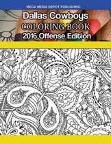 Dallas Cowboys 2016 Offense Coloring Book
