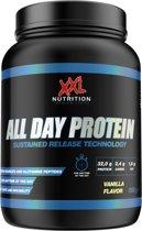 XXL Nutrition All Day Protein - Proteïne Poeder / Proteïne Shake - 1000 gram - Chocolade