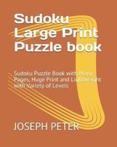 Sudoku Large Print Puzzle Book