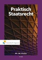 Boek cover Praktisch Staatsrecht van Mr.Y.M. Visscher (Paperback)