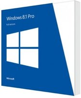 Windows 8.1 Professional - OEM-versie