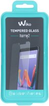 Wiko Screenprotector Tempered Glass voor Harry 2