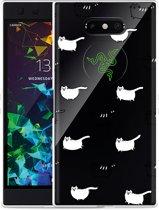 Razer Phone 2 Hoesje Love my Cat