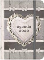 Hobbit agenda soft pocket A6 hart D1 jaaragenda 2020 (klein formaat A6)