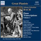 Bach, J.S.: Piano Transcriptio