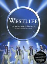 Westlife - Turnaround Tour Live in Stockholm (dvd)
