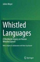 Whistled Languages
