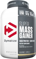 Dymatize Super Mass Gainer - Weight gainer - 2700 gram - Cookies & Cream