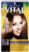 Vital Colors 77 Donker Goudbruin  - Haarverf