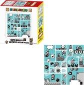 Super Mario Puzzle: Super Mario Bros 3 (Blue)