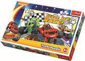 Blaze en de Monsterwielen, 100 stukjes Puzzel