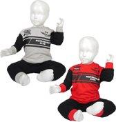 Fun2Wear jongens pyjama Motorcross