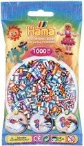 Strijkkralen Hama - 1000 Stuks - 2 Kleurig mix