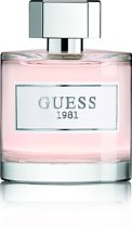 Guess Woman 1981 - Eau de Toilette - 100 ml