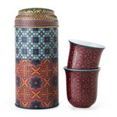 Images D'Orient POR-902082 kopje Multi kleuren Koffie 2 stuk(s)