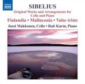Sibelius: Music For Cello And Piano