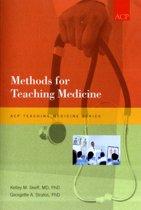 Methods for Teaching Medicine
