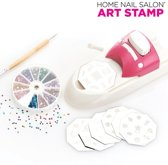 Art Stamp Stempelmachine voor Nagels