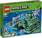 LEGO Minecraft Het Oceaanmonument - 21136