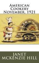 American Cookery November, 1921