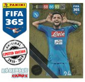 Panini Adrenalyn XL FIFA365 18/19 Limited Edition INSIGNE - Voetbalplaatjes